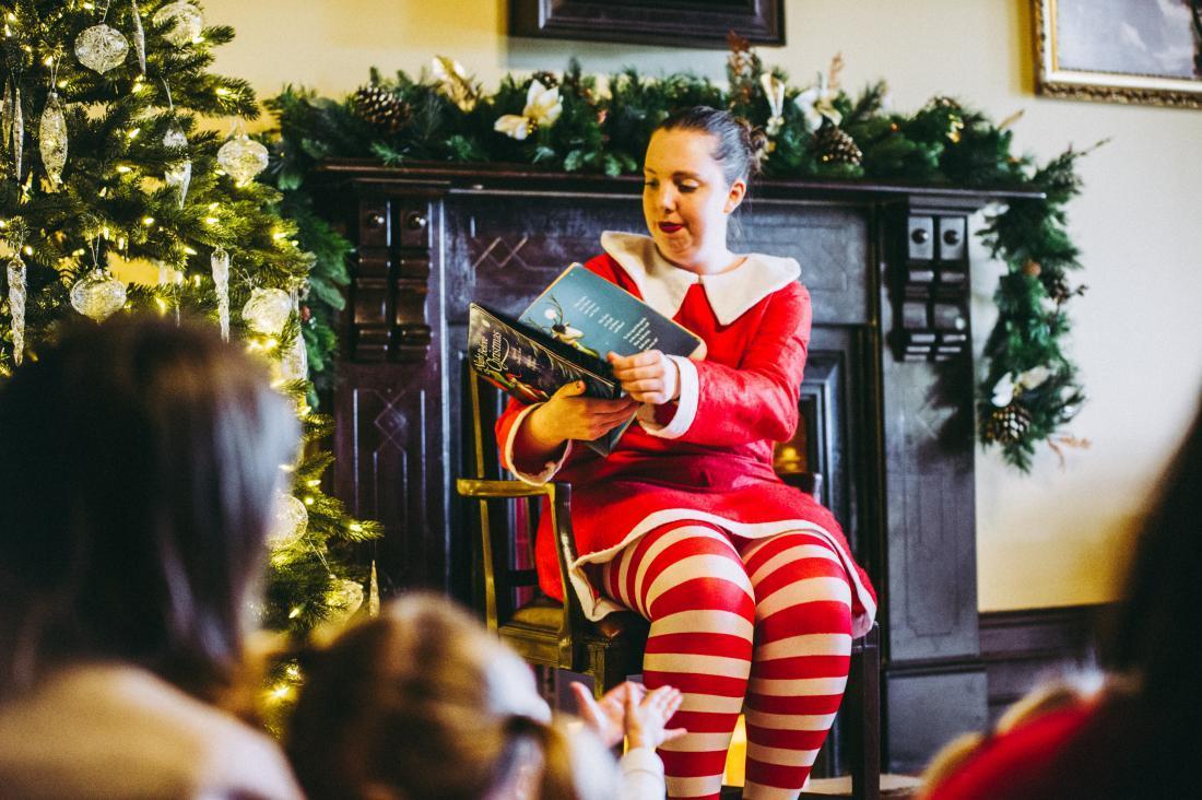 Santa at Wardown