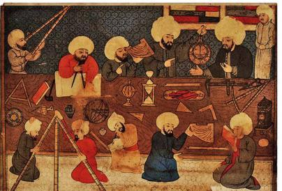The House of Wisdom in the Golden Age of the Arab World