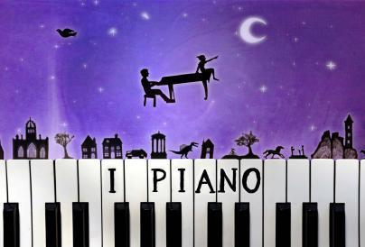 An image of the I Piano poster