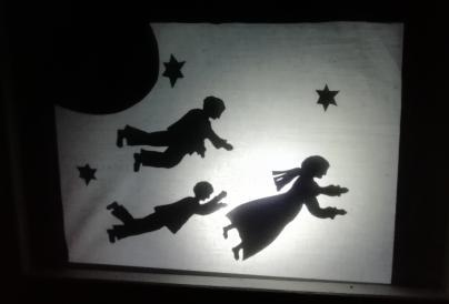 Shadow Puppetry & Play Workshop