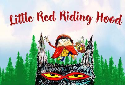 An image of Little Red Riding Hood