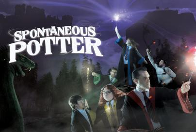Spontaneous Potter Image