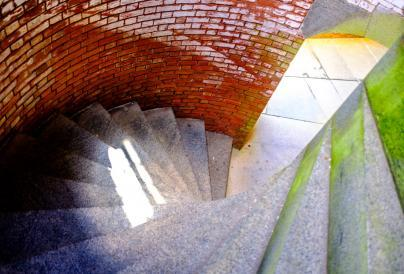 shaun Armstrong - Stairwell art