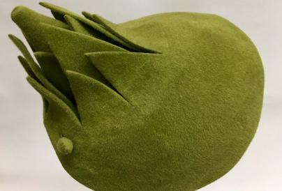 Image of a green hat