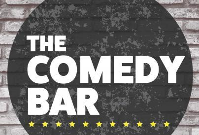 An image of the Comedy Bar logo
