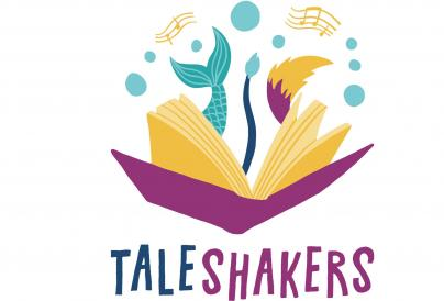 An image of the Taleshakers logo